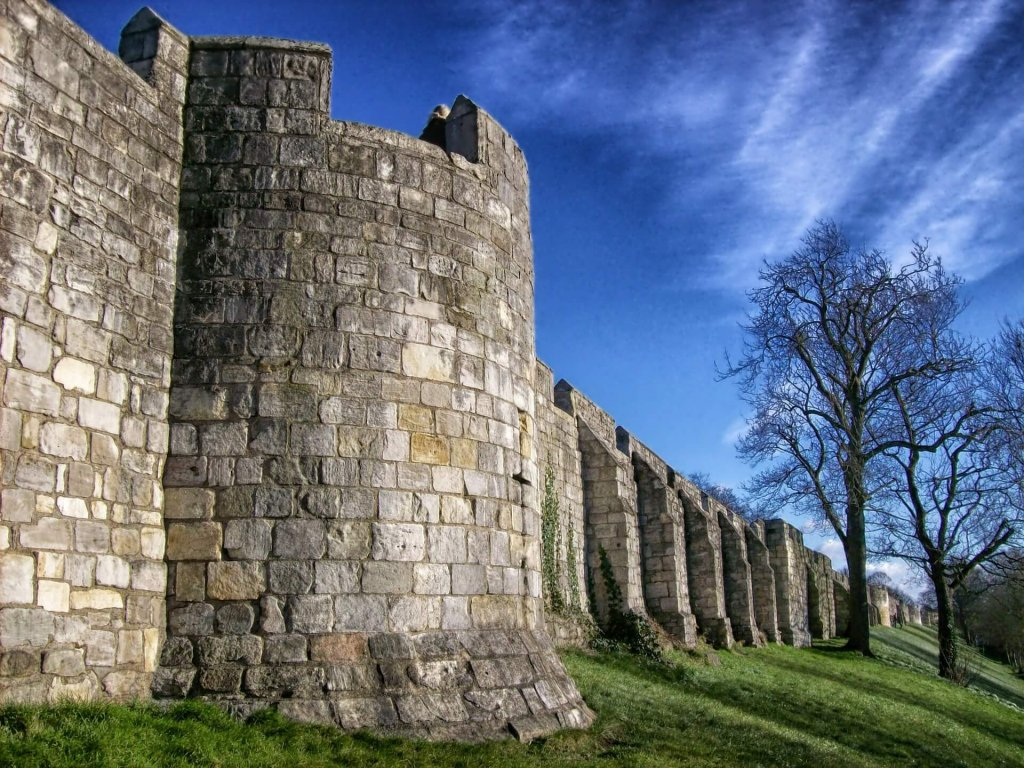 A castle wall and an appeal are both deliberately difficult to overcome