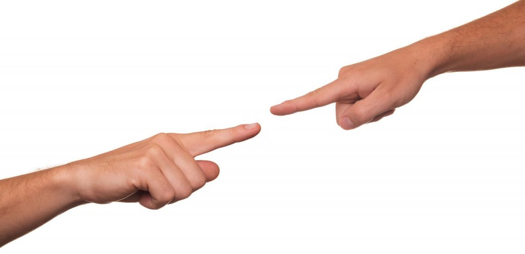 Abuse allegations - legal finger pointing?