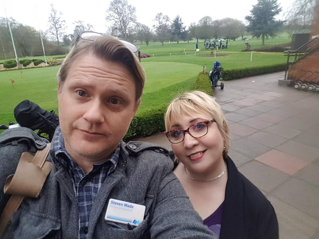 Michaela and Steven Wade - McKenzie Friends working in the Family Courts
